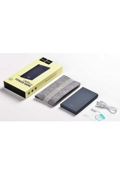 Power Bank Hoco B12 Khaki 13000mAh Original