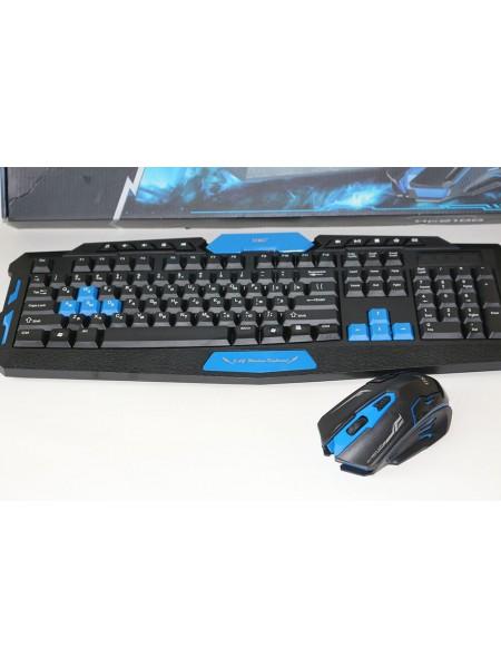 Беспроводная клавиатура + мышка HK8100