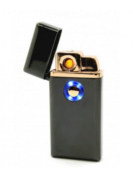 Зажигалка 2в1 электроимпульсная USB + ГАЗ