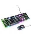 Игровой набор Носо Gaming Combo 2в1 RGB GM11