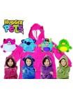 Детский худи плед толстовка халат с капюшоном Huggle pets 2-9 лет