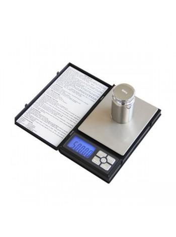Весы ювелирные электронные 0,1-500 гр Notebook Series