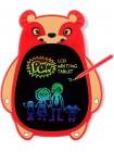 """Планшет-доска для рисования 8,5"""" LCD writing tablet планшет для рисования детский цветной"""