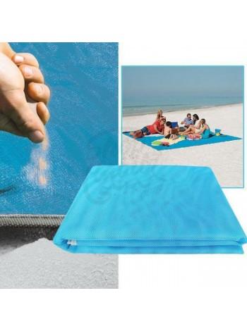 Пляжная подстилка Антипесок Sand Free  на пляж
