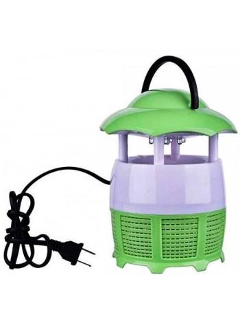 Лампа-ловушка уничтожитель комаров, уничтожитель насекомых ультрафиолетовая лампа от комаров антимоскито E-Mosquito Killer 220в