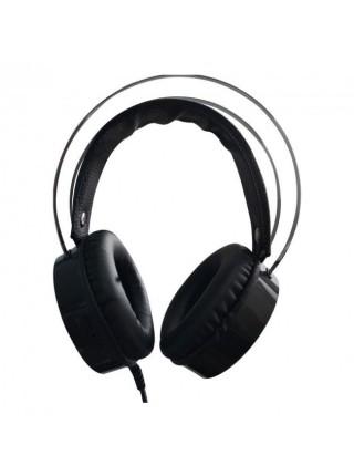 Игровые проводные наушники Jedel GH183 с микрофоном и подсветкой