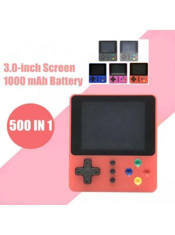 Портативная игровая приставка K5 Game Box 500in1