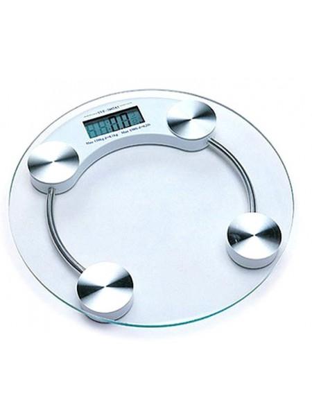 Электронные напольные квадратные весы Domotec