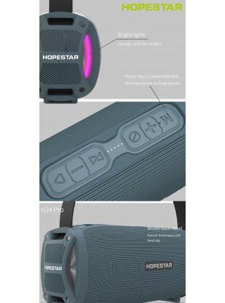 Hopestar H24 Pro  портативная bluetooth колонка