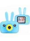 Детский цифровой фотоаппарат Children`s fun Мишка, Зайчик 20Мп