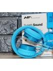 Беспроводные наушники bluetooth NIA X3 microSD