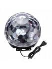 Разноцветный диско шар LED Magic Ball Light (без MP3)