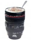 Чашка обьектив Caniam Термо кружка  400 мл.