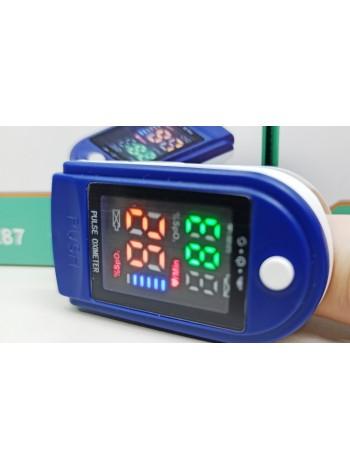 Пульсоксиметр на палец Oximeter LK 87