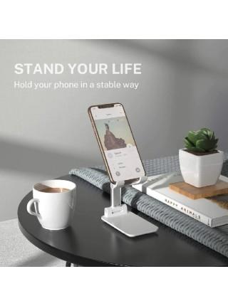 Универсальный держатель для телефона и планшета Folding desktop  phone stend