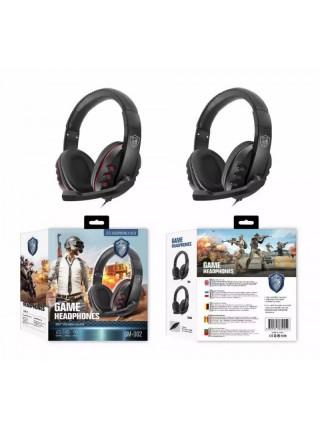 Наушники компьютерные Gaming Headset GM-002 с микрофоном