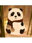 Ночник игрушка детский силиконовый светильник Панда LOSSO LJC-142