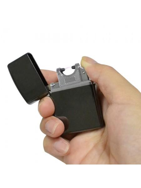 Электроимпульсная зажигалка USB 215 дуговая