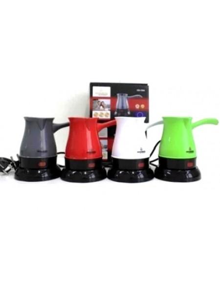 Турка электрическая, кофеварка Crownberg CB-1564 на 500мл