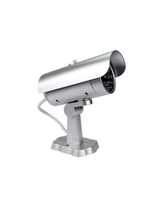 Муляж камеры видеонаблюдения, камера-обманка CAMERA DUMMY PT 1900 с датчиком на движение