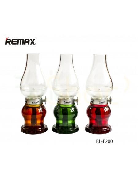 Настольная светодиодная беспроводная LED лампа Remax Aladdin RL-E200