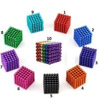 Конструктор головоломка Neocube неокуб магнит (216 шт) цвет на выбор