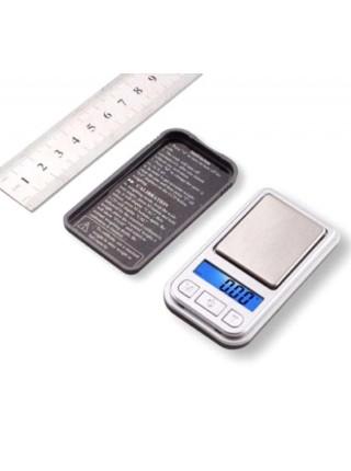 Электронные мини весы ювелирные Domotec MS 0,1-200 гр 398i