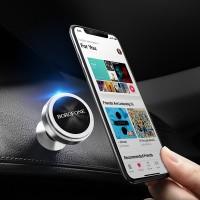 Автодержатель для телефона магнитный Holder Borofone BH5 Platinum