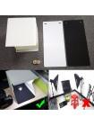 Лайтбокс lightbox фотобокс для предметной макросъемки портативная мини фото студия с Led подсветкой 40*40 см с 2 фонами черным и белым
