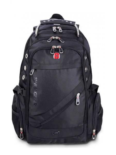 Фирменный швейцарский городской рюкзак Wenger Swissgear с дождевиком