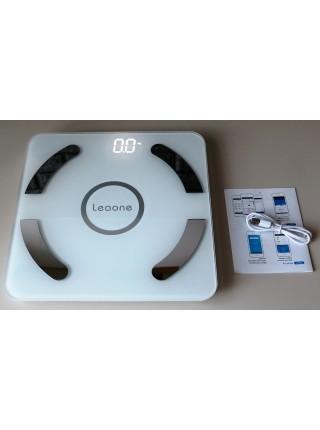 Смарт-весы Leaone, интеллектуальные цифровые весы с Bluetooth BF8030