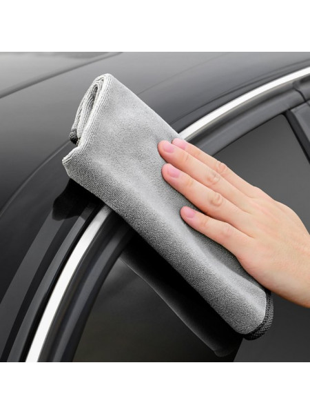 Микрофибра Baseus Easy Life Car Washing Towel (2 шт 40х40cm) полотенце для авто