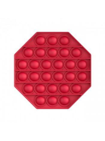 Антистресс мягкая игрушка Push Pop it Bubble Поп ит Fidget бесконечная пупырка
