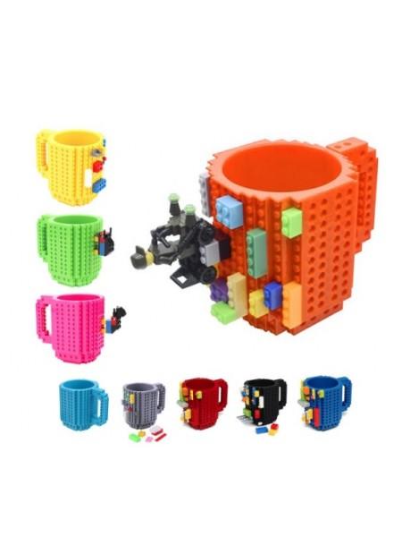 Чашка конструктор LEGO 350мл