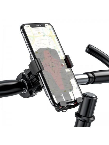 Вело-мото держатель телефона на руль Hoco CA73