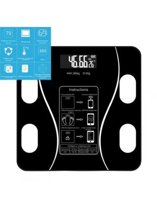 Напольные смарт-весы  с приложением на телефон